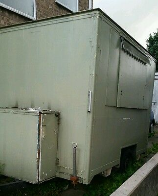 Food Trailer Mobile Catering