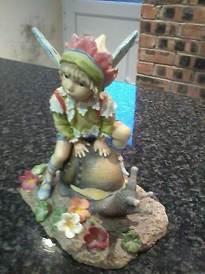 A Snails Pace Faerie Poppets By Christine Hayworth