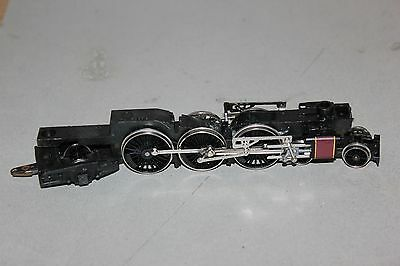 Hornby Made In Margate Br 4-6-2 Coronation Class Locomotive Rolling Chassis