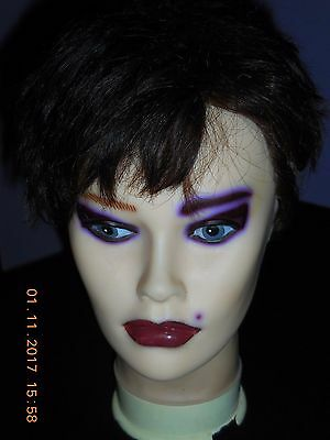 """11"""" MANNEQUIN HEAD for display hat scarf jewelry necklace"""