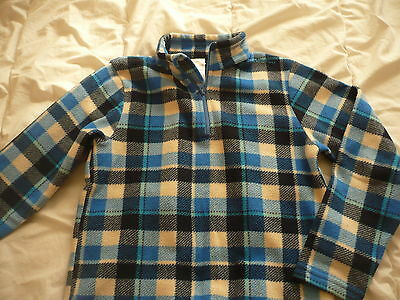 pull polaire taille 8 ans quechua