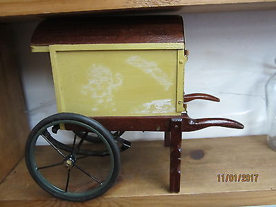 Hand Made Bread Delivery Hand Cart