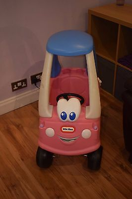 Little Tikes Princess Cozy Coupe Ride On Car