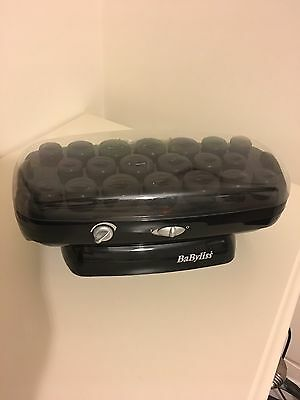 Babyliss Thermo Ceramic Heated Rollers, Clips And Pins R24b RRP £30