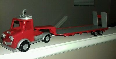 Bob the builder flat bed lorry
