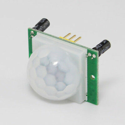 Infrared IR For Arduino Body Motion Sensor Module Pyroelectric PIR Sensor