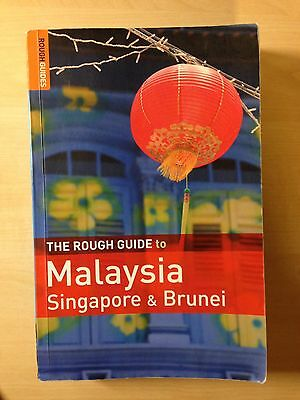 The Rough Guide to Malaysia Singapore and Brunei Paperback Travel Guide Sixth Ed