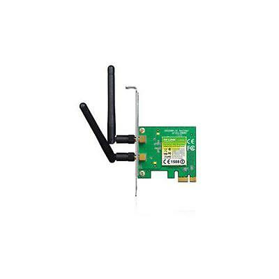 Scheda Wireless Tp-Link Tl-Wn881Nd Pci Express 300M Atheros, 2T3R, 2.4Ghz 802. .
