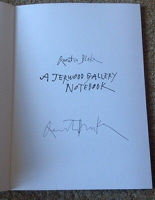 Quentin Blake    - Hastings  2016 - Signed Exhibition Catalogue  -  Authentic