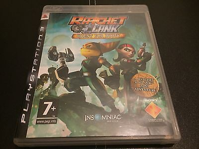 Ratchet & Clank: Quest for Booty PS3 Game. PlayStation