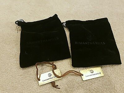 Samantha Wills Jewellery Bags and Tags