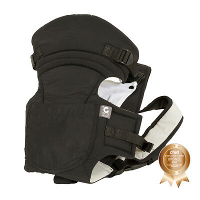 Childcare Newborn Infant Baby Carrier Black