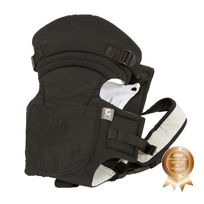 NEW Childcare Newborn Infant Baby Carrier Black #`114210-002