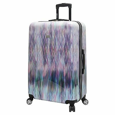 "NEW Steve Madden 28"" Hard Case Large Luggage With Spinner Wheels"