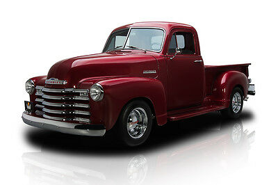 1953 Chevrolet Other Pickups  Frame Off Restored 3100 Pickup 235 Dual Carb Straight 6 3 Speed Manual Oak Bed