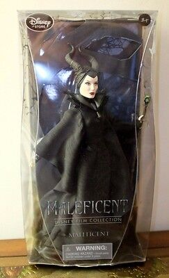 Disney Store Maleficent from live action film, Angelina Jolie NIB