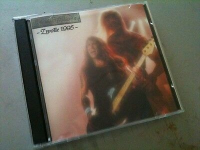 Iron Maiden Double CD Zwolle Holland X Factor Tour 1995