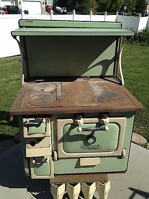 Antique Monarch Wood Burning Cook Stove