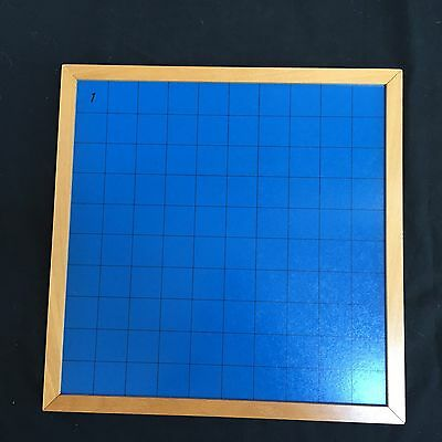 Nienhuis Montessori Hundred Board And Tiles Primary Math