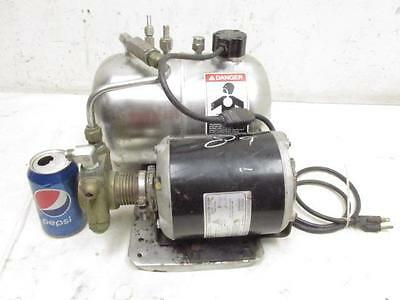 McCann's Engineering #E200097 Carbonator Carbonation Pump for Soda/Beer Machine