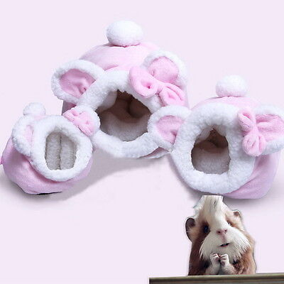 Hammock for Ferret Rabbit Guinea Pig Rat Hamster Squirrel Mice Bed Toy House GH