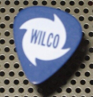 WILCO Guitar Pick promotional D'Addario  FREE US SHIPPING
