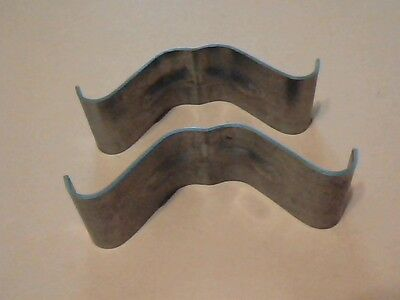 Mustache Clips for Storm Shutter Panels (6 Pair), New