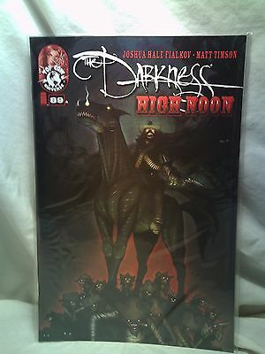 The Darkness Top Cow Comics Issue 89 A