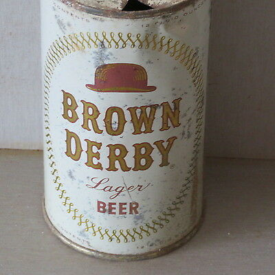 Brown  Derby   Beer    Difficult  Grace  Flat Top