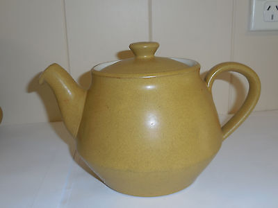 Denby 'Ode' stoneware Teapot - 6 cup capacity