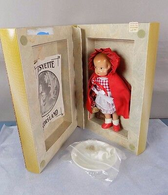 Effanbee Patsyette Doll Storyland Red Riding Hood