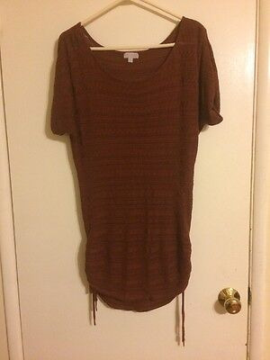 A Pea In The Pod Women Top Size L