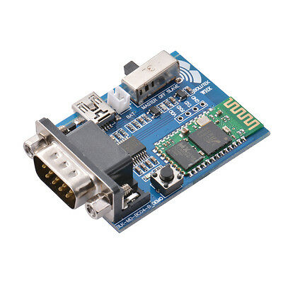 RS232 Bluetooth Serial Adapter Module MINI USB 5V for Windows Systems TE607