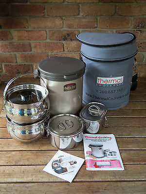 Camping Thermal Cookware Set