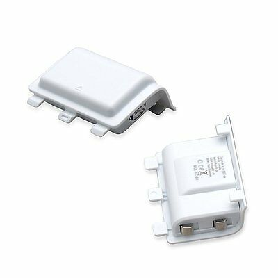 White Xbox One S  Controller-NEW model Rechargeable Battery Pack