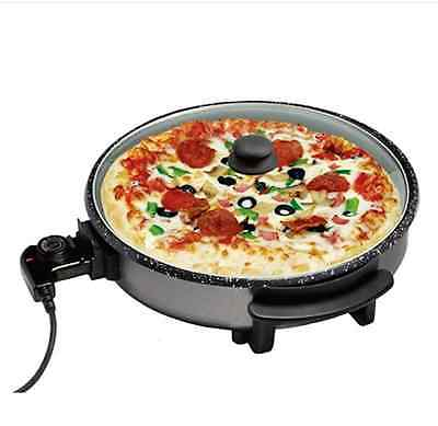 NEW 36cm Electric Frying Cooking Pan with Adjustable Heat Control