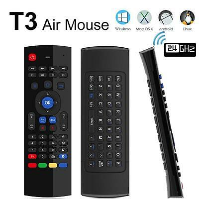 2.4G Remote Control Air Mouse Wireless Keyboard for XBMC Android MX3 TV Box