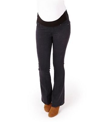 NEW Mamas and Papas M&P Maternity Black Bootcut Under the Bump JEANS 8 10 12