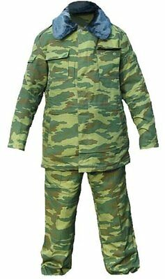 Russian winter camouflage.  Size - 54.