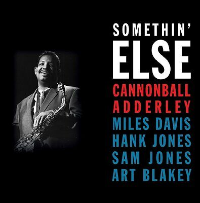 CANNONBALL ADDERLEY - Somethin' Else [180g Vinyl LP] [VINYL]