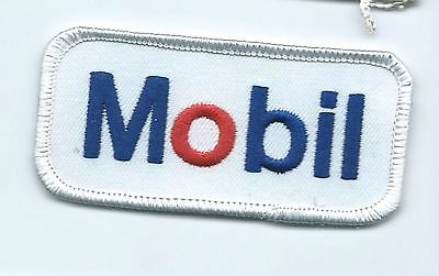 Mobile driver/employee advertising patch 1-1/2 X 3-1/4