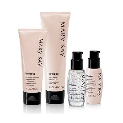 ORIGINAL. Set Milagroso TimeWise Mary Kay (Piel Normal/ Seca)