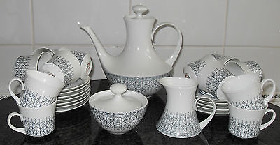 Demitasse Coffee Set Perfect Condition