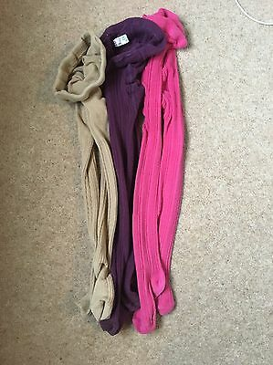 Girls Tights Age 5-6