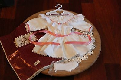 American Girl Doll Samantha RETIRED & RARE Tea Dress, Pleasant Co. EUC!
