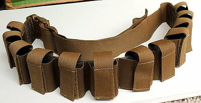Military 40mm GMR Pouch Belt Sling Bandolier 12 Rnd Pouch - NEW