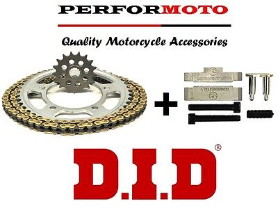 DID VX Chain And Sprocket Kit + Tool MV Agusta 750 S Brutale ** 04-05