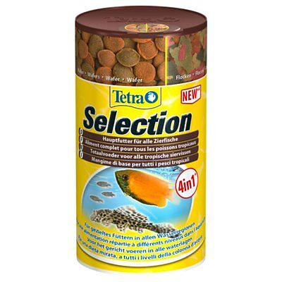 Tetra Selection  100 ml,250 ml