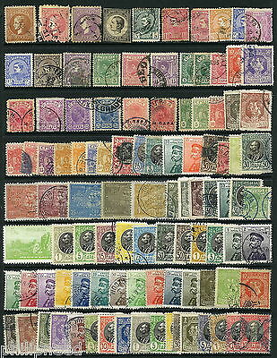 SERBIA early Mint & Used from old albums about 100 [P259