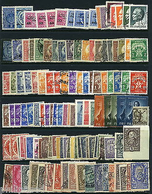 YUGOSLAVIA SLOVENIA Mint & Used from old albums x100+ [P319